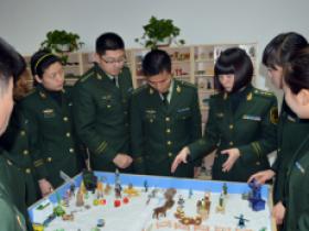 陕西武警部队心理亚搏网站登录建设